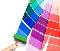pintando cores